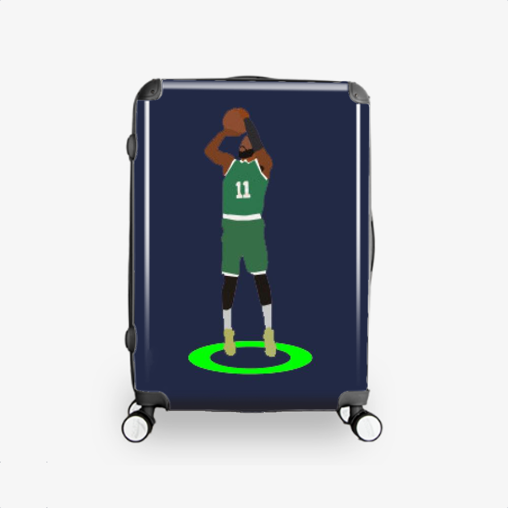 Kyrie Irving Green Light, National Basketball Association Hardside Luggage