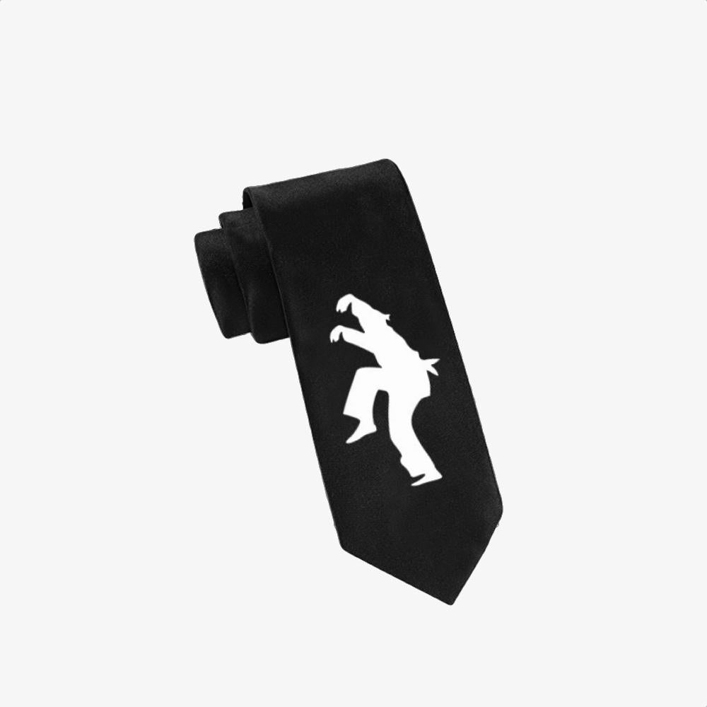 The Crane, The Karate Kid Twill Silk Tie