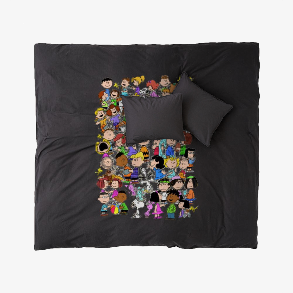 The Peanuts, Snoopy Duvet Cover Set