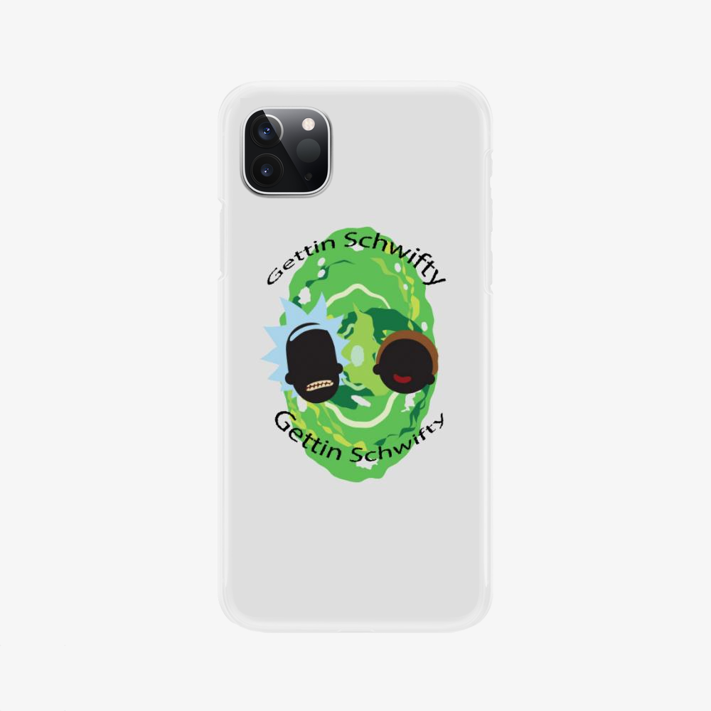 Shwifty, Rick And Morty Phone Case
