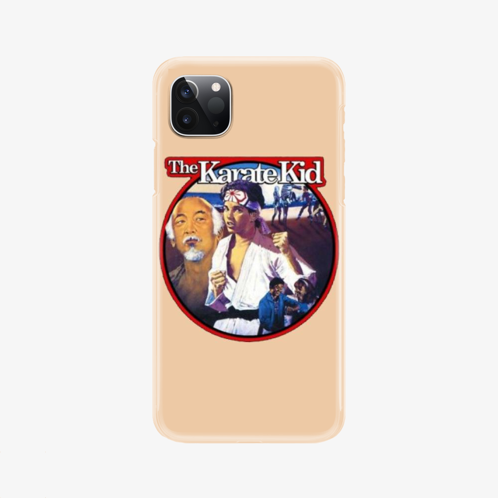 Karate, The Karate Kid Phone Case