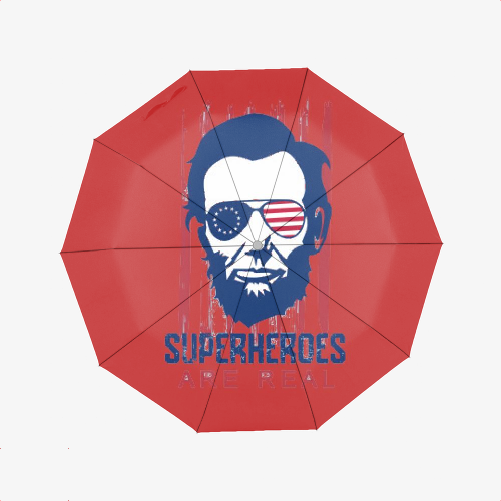 The Real Superhero, Abraham Lincoln Classic Umbrella