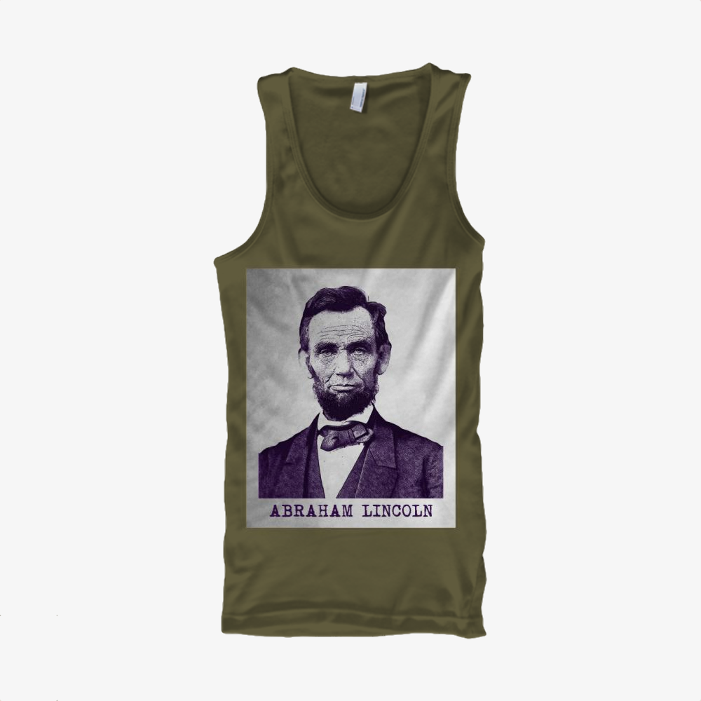 Abraham Lincoln, Abraham Lincoln Classic Tank Top