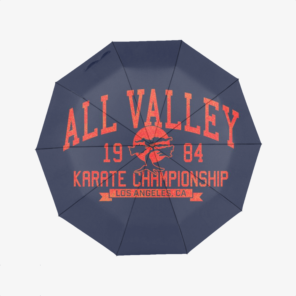All Valley Karate Tournament, The Karate Kid Classic Umbrella