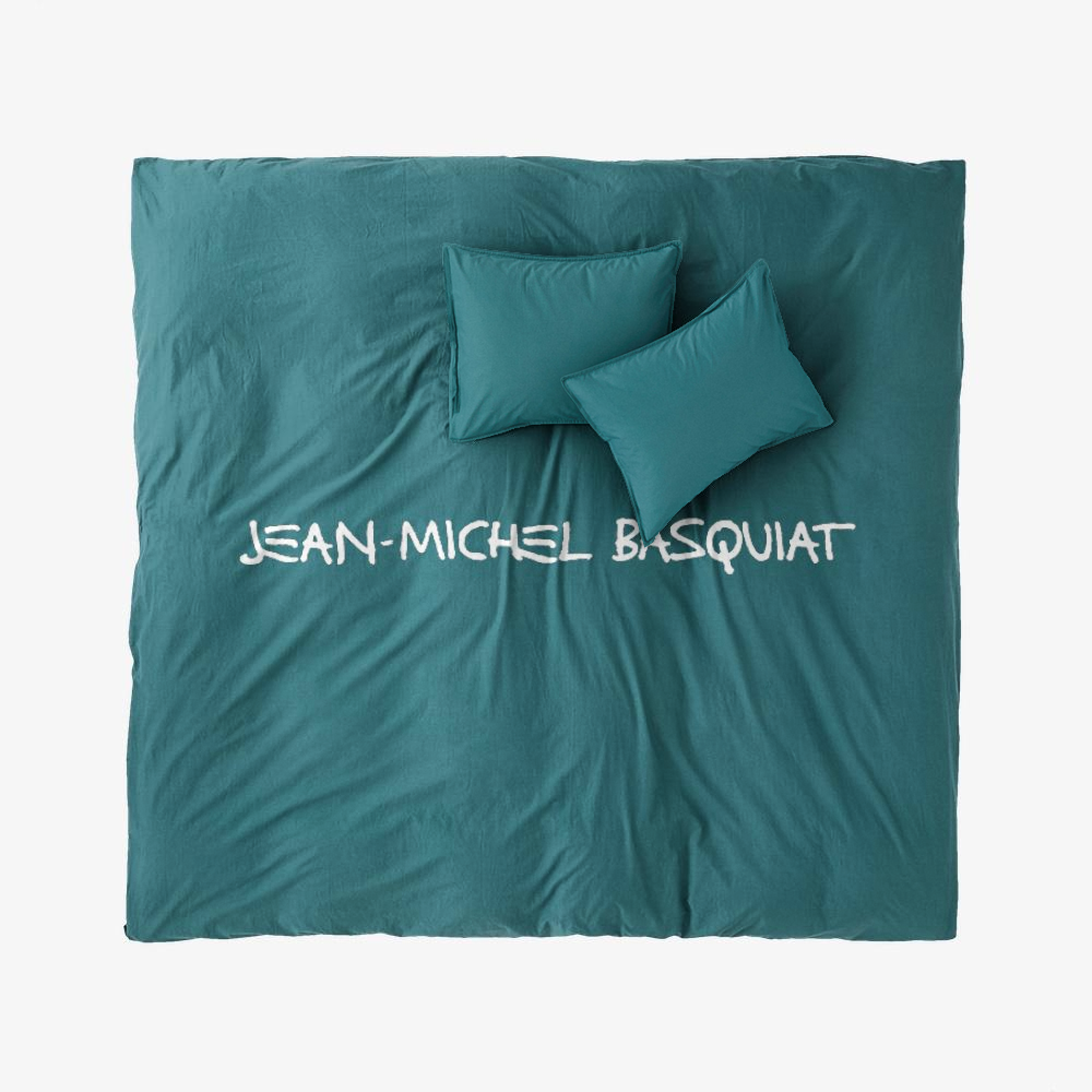 Name, Jean-michel Basquiat Duvet Cover Set