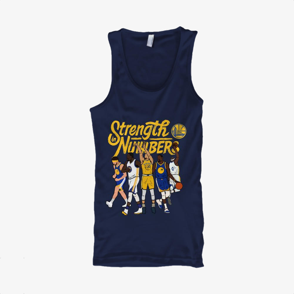 Golden State Warriors Nba, National Basketball Association Classic Tank Top