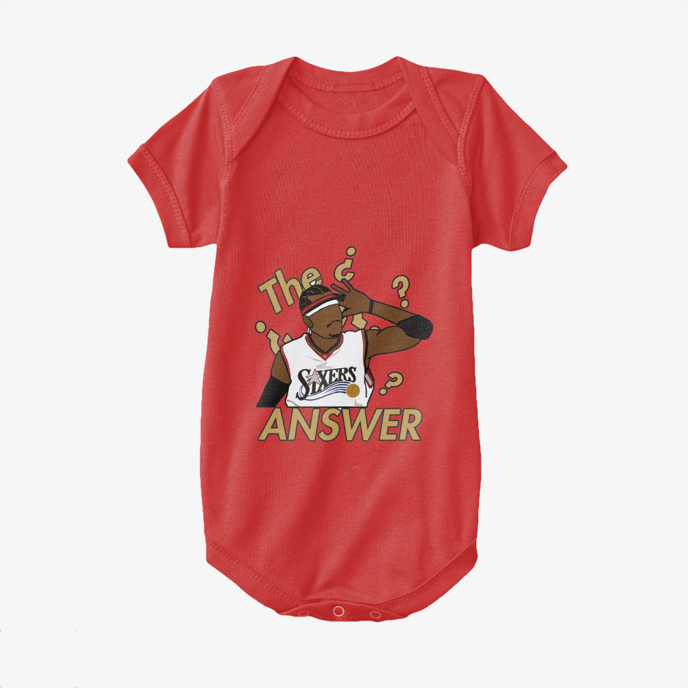 The Answer, National Basketball Association Baby Onesie