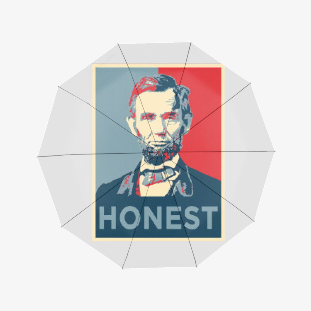 Honest Abe, Abraham Lincoln Classic Umbrella