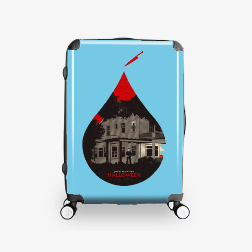 Halloween, Horror Film Hardside Luggage