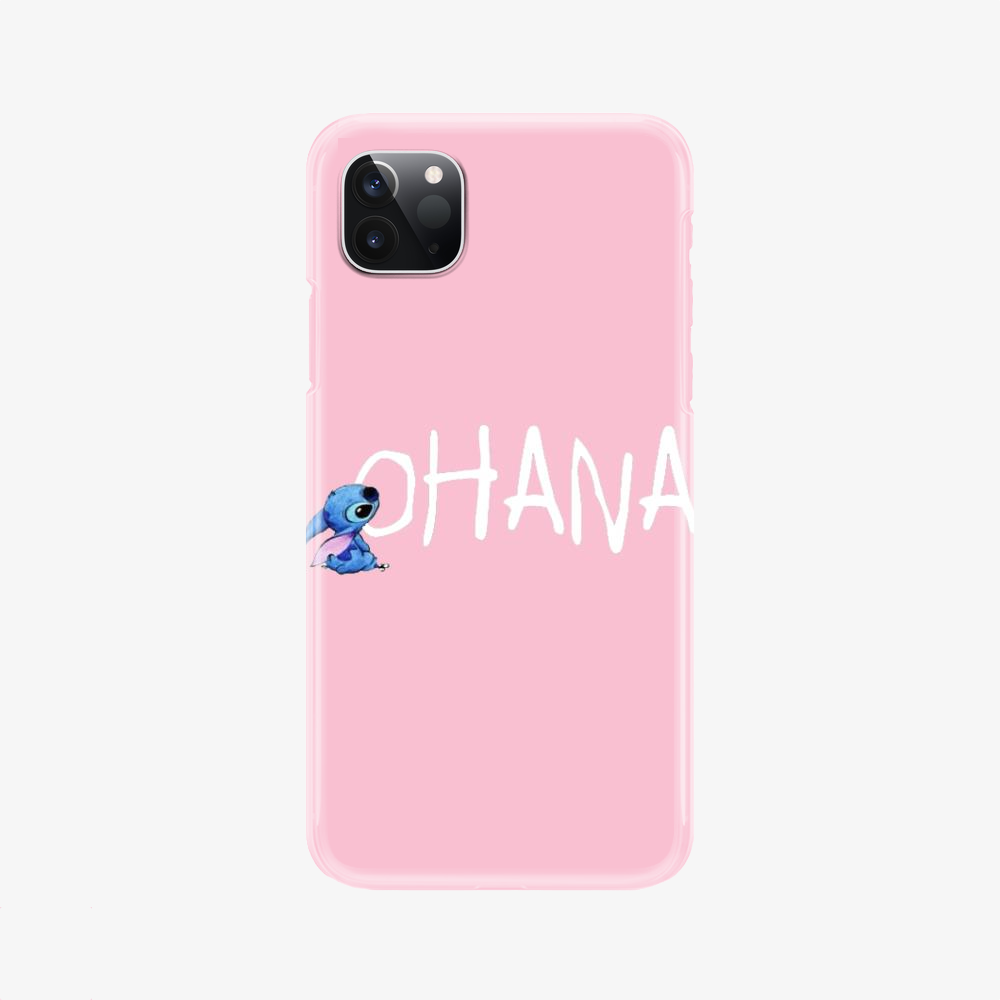 Oh, Stitch Phone Case