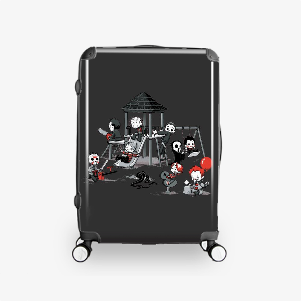 Horror Park, Horror Film Hardside Luggage