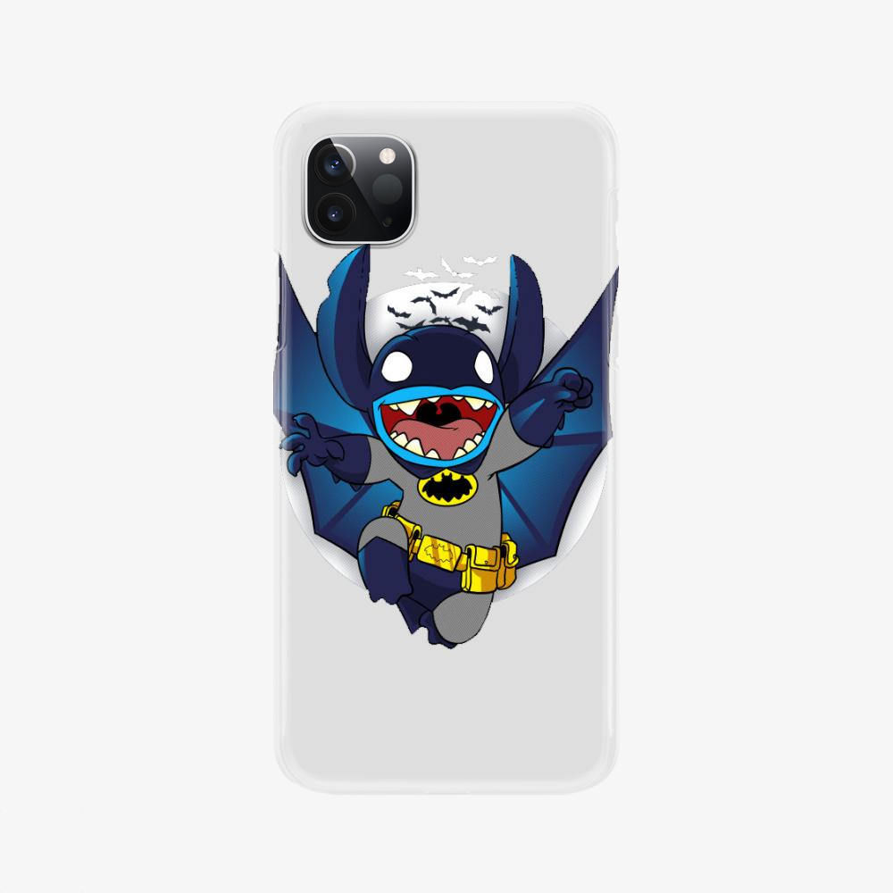 The Caped Invader, Stitch Phone Case
