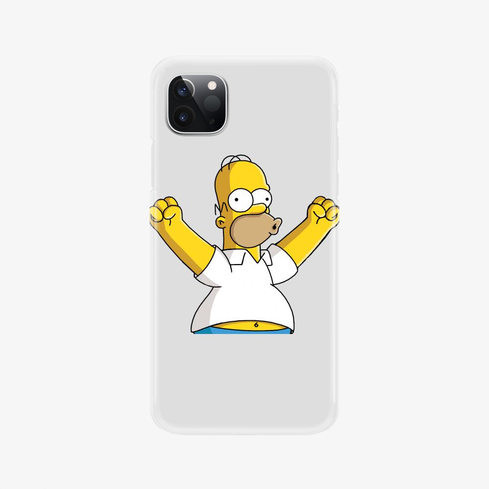Woohoo!, The Simpsons Phone Case