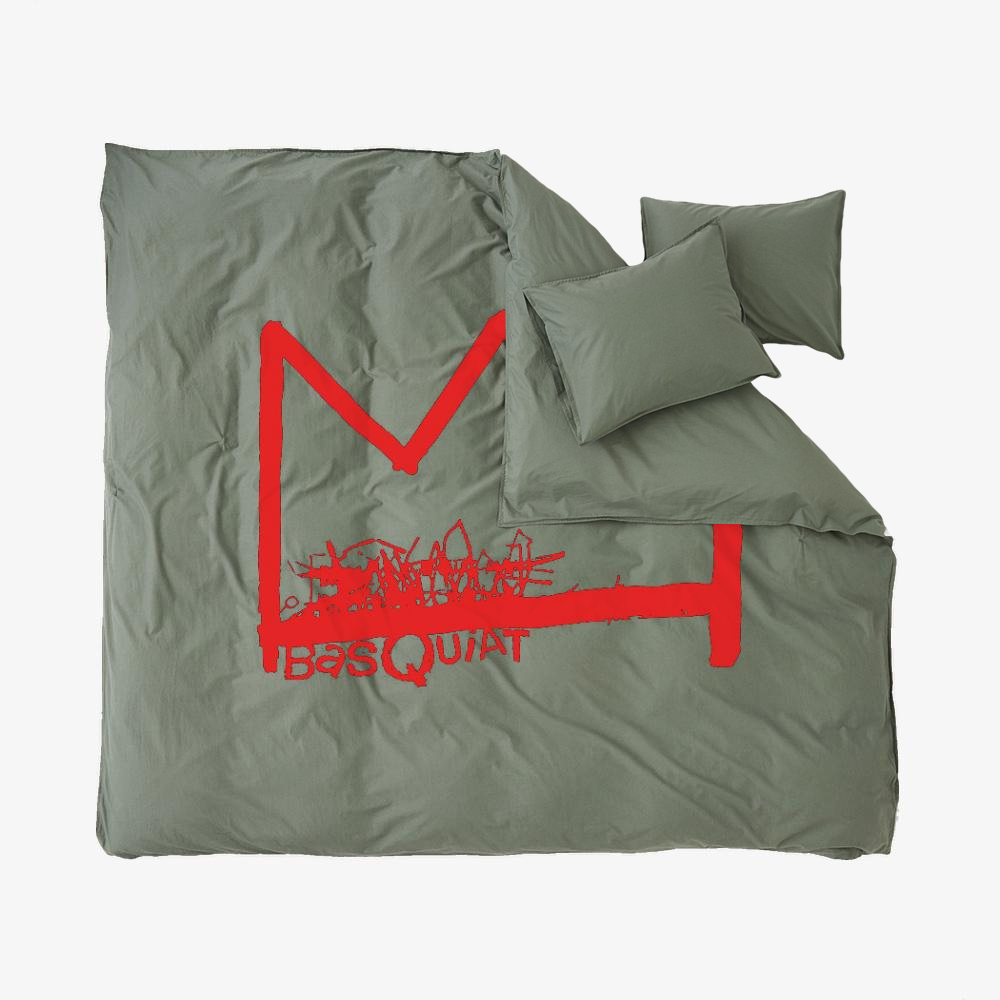 Basquiat, Jean-michel Basquiat Duvet Cover Set