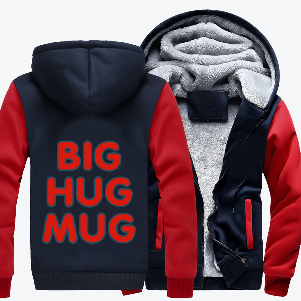 Big Hug Mug, The Expanse (tv Series) Fleece Jacket