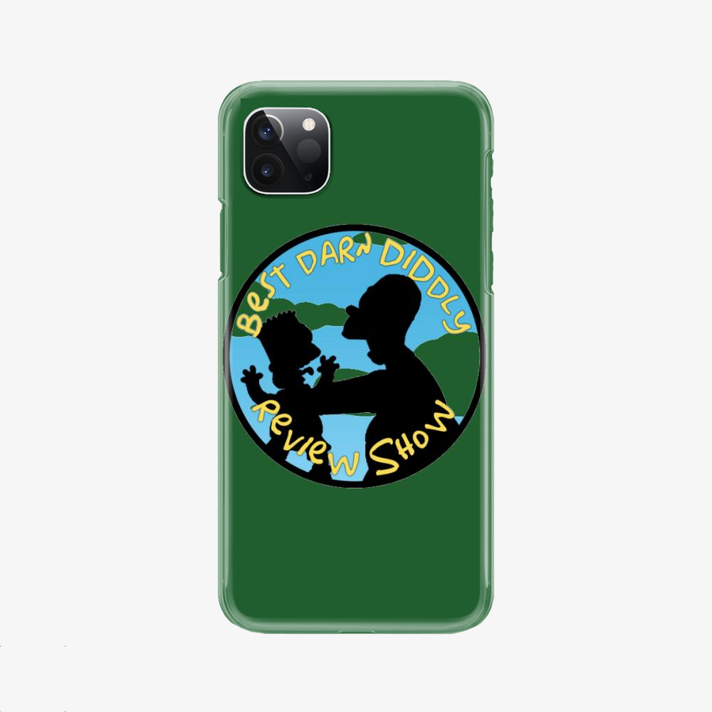 Best Darn Diddly, The Simpsons Phone Case