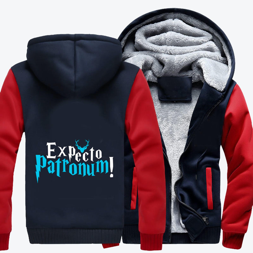 Expecto Patronum, Harry Potter Fleece Jacket