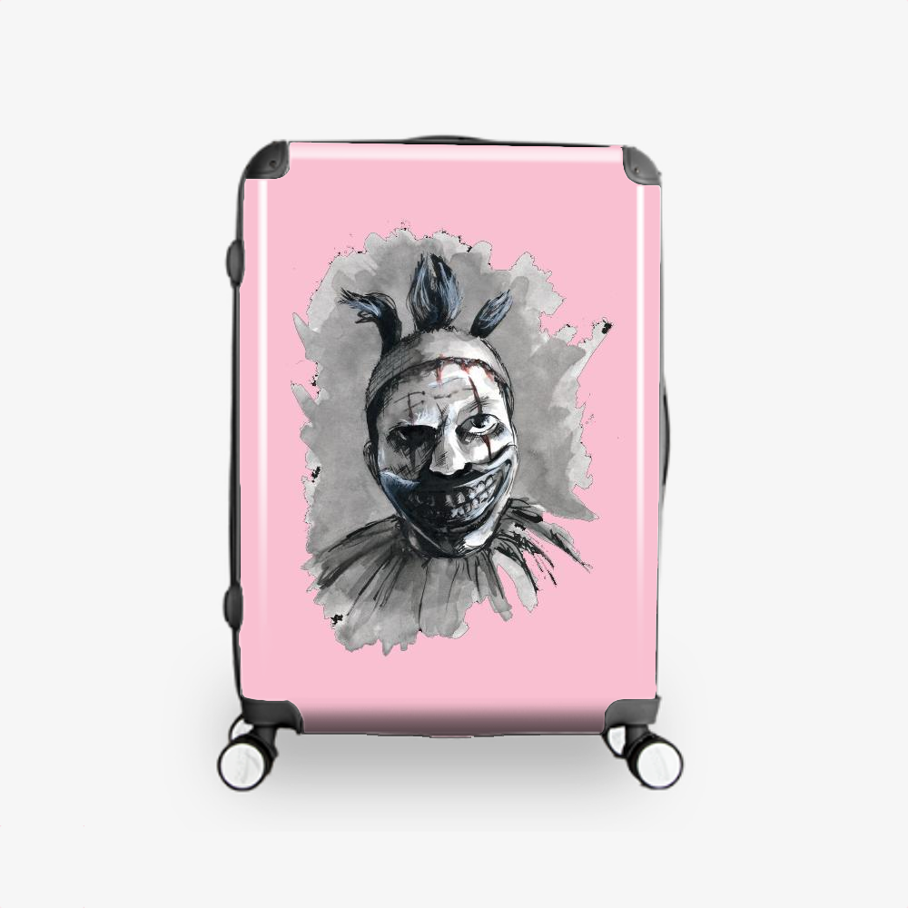 Clown, The Expanse (tv Series) Hardside Luggage