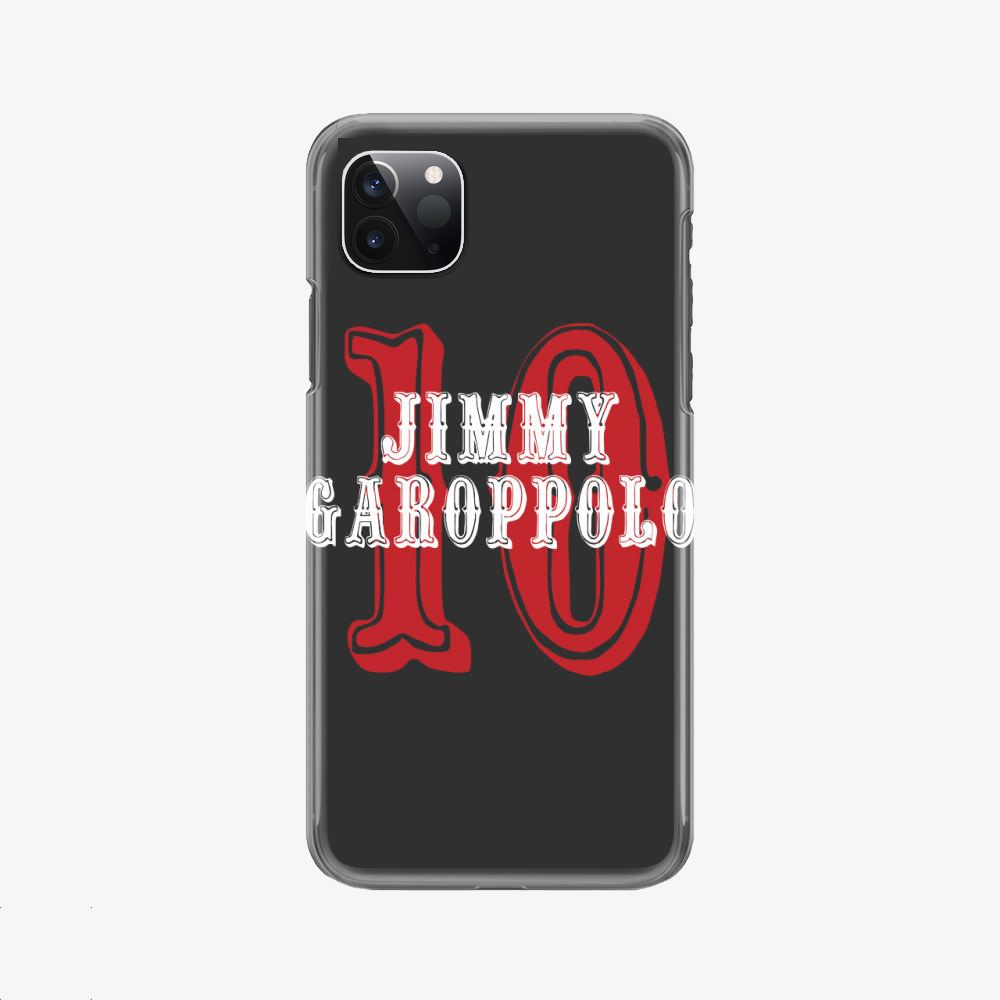 The Goat, Jimmy Garoppolo Phone Case