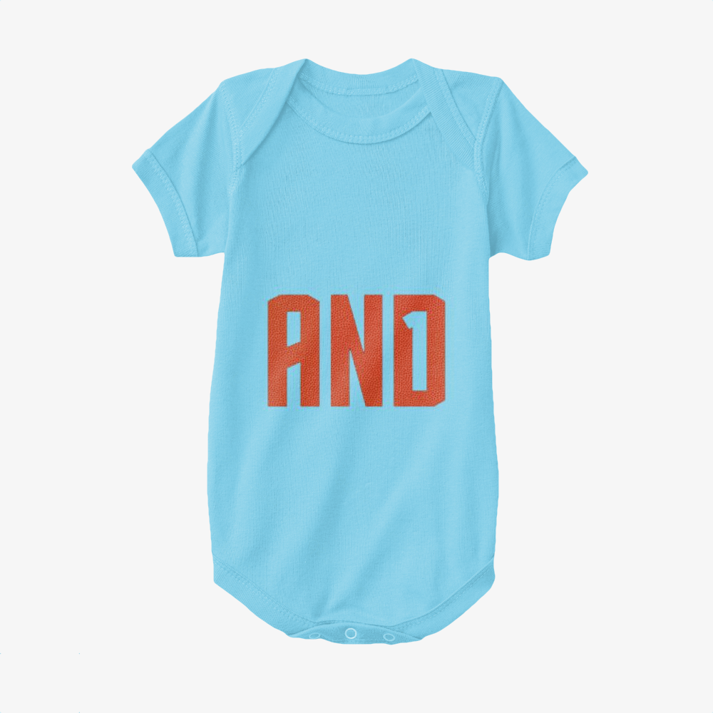 And1 Basketball, National Basketball Association Baby Onesie
