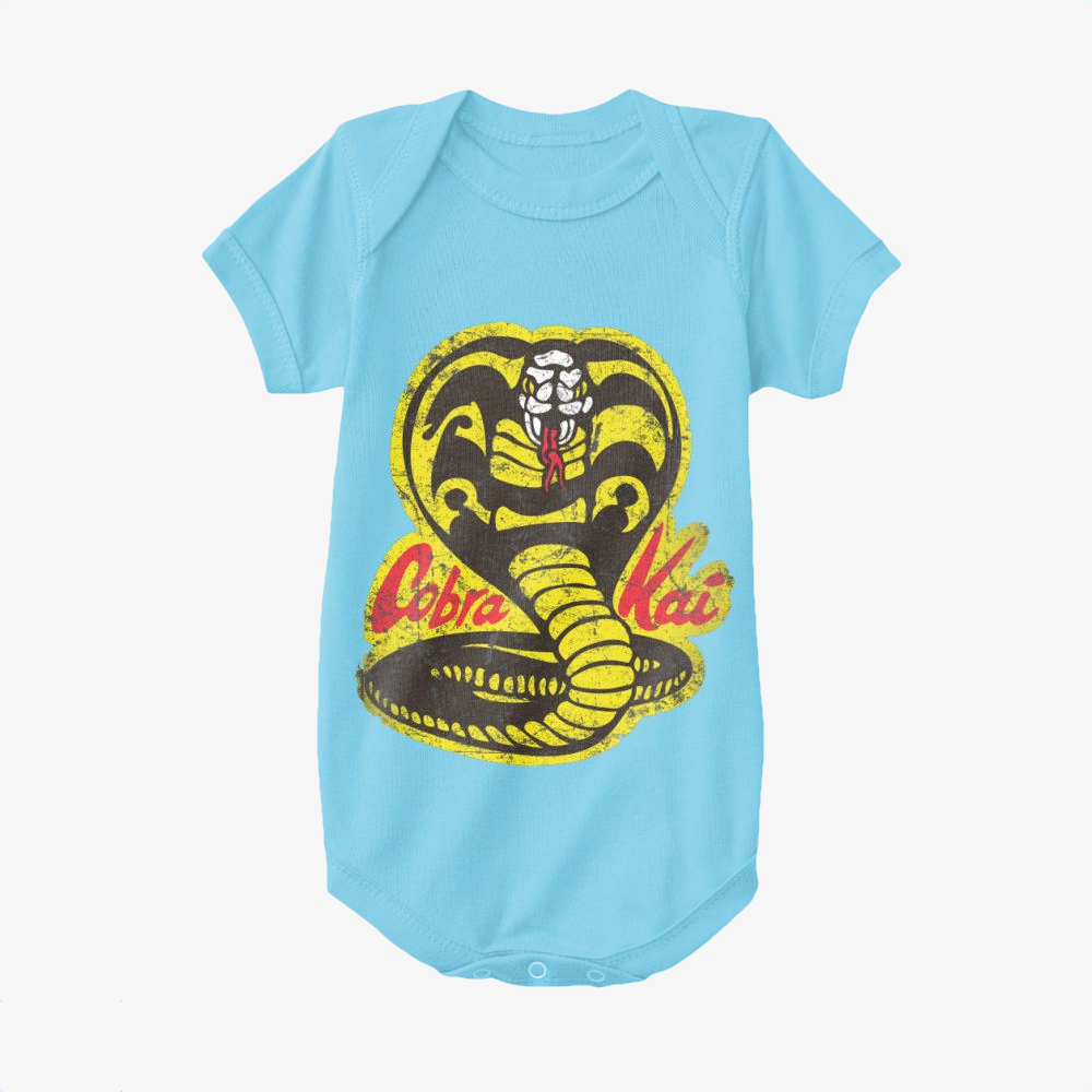 Cobra Kai, The Karate Kid Baby Onesie