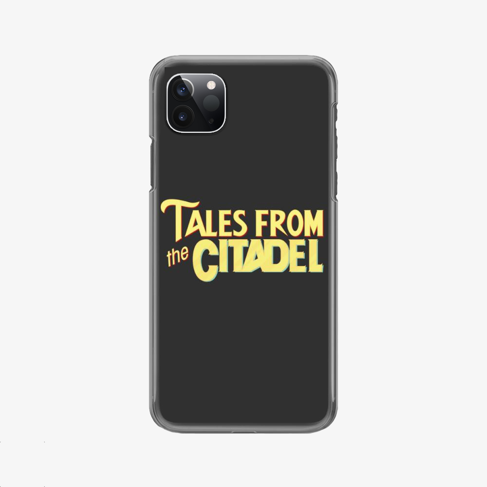 Tales From The Citadel, Rick And Morty Phone Case