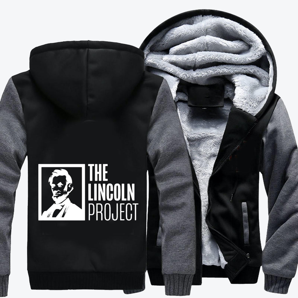 The Lincoln Project, Abraham Lincoln Fleece Jacket