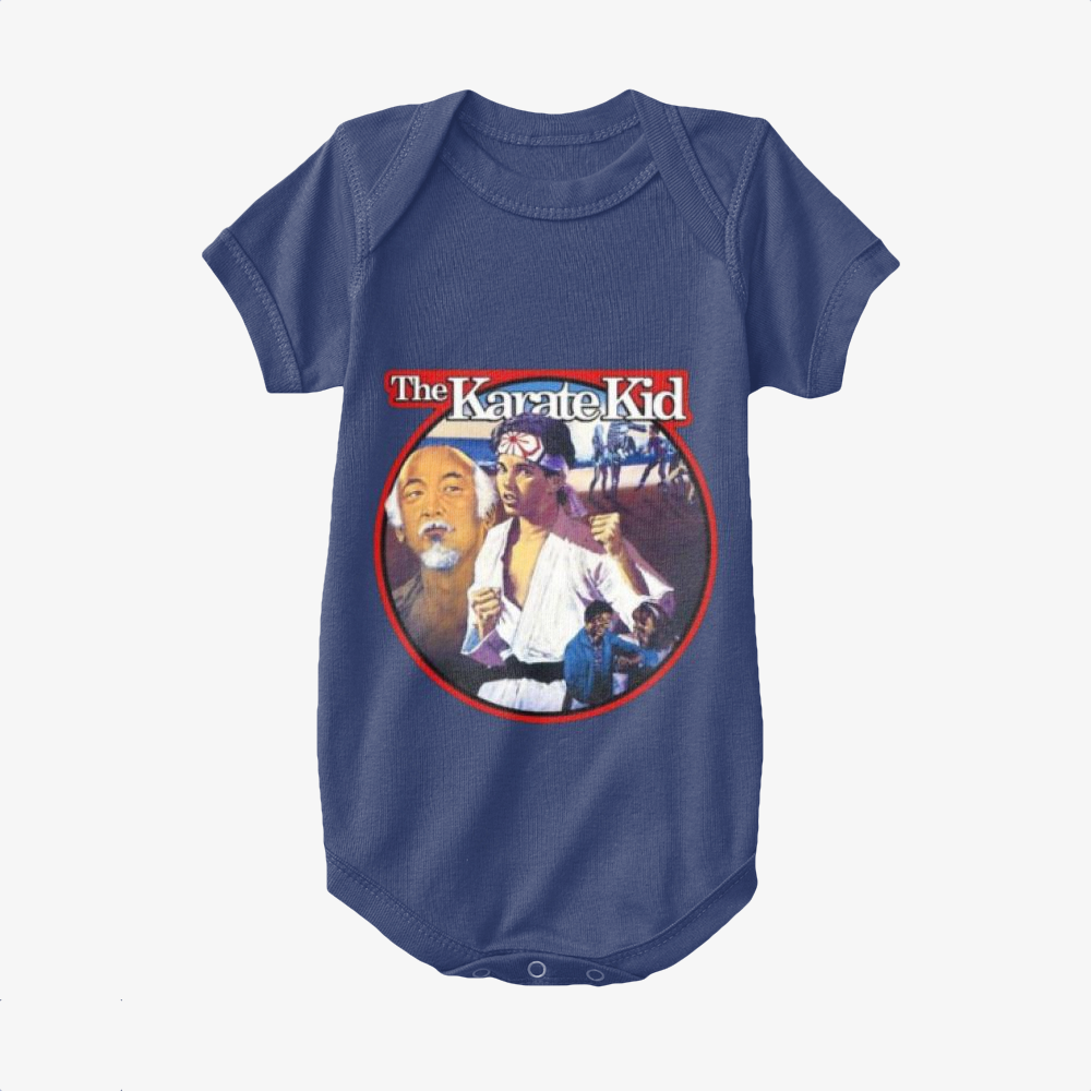 Karate, The Karate Kid Baby Onesie
