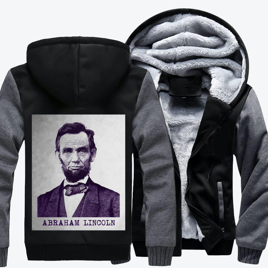 Abraham Lincoln, Abraham Lincoln Fleece Jacket