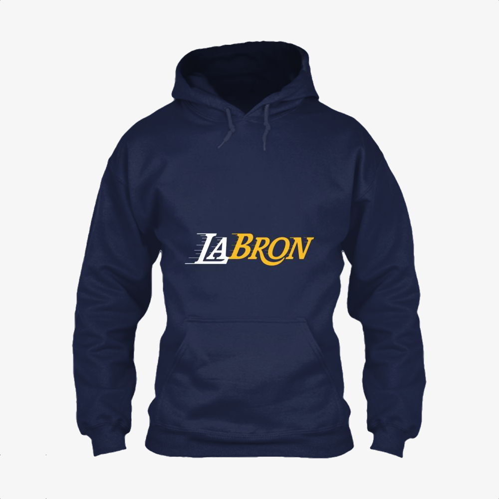 Lebron To Los Angeles, Lebron James Classic Hoodie