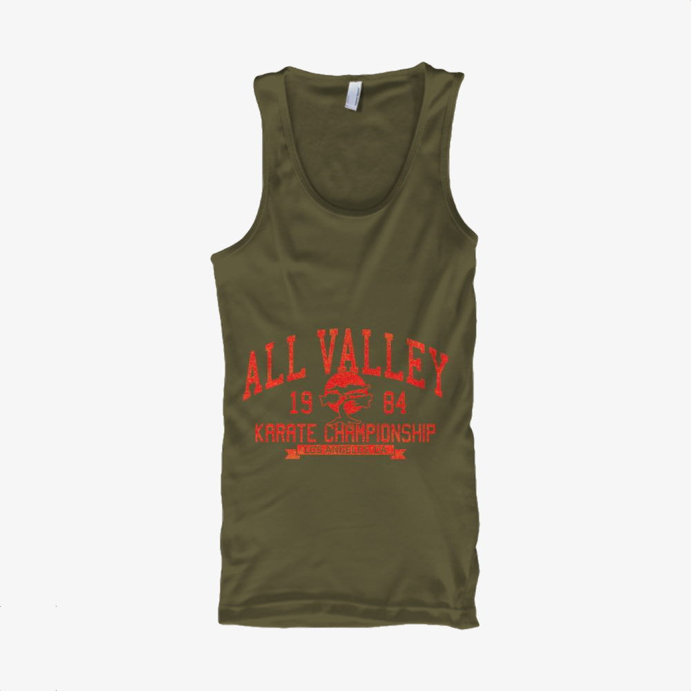 All Valley Karate Tournament, The Karate Kid Classic Tank Top