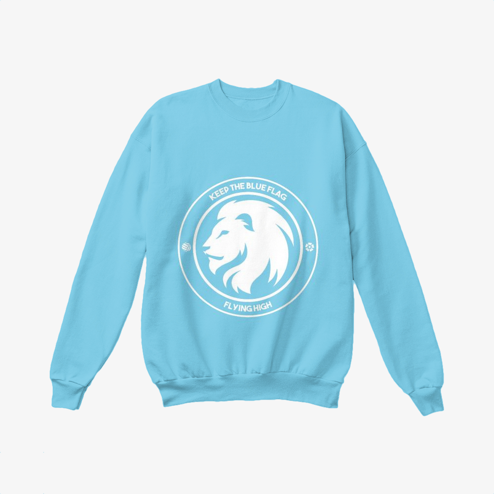 Keep The Blue Flag Flying High, Chelsea Fc Crewneck Sweatshirt