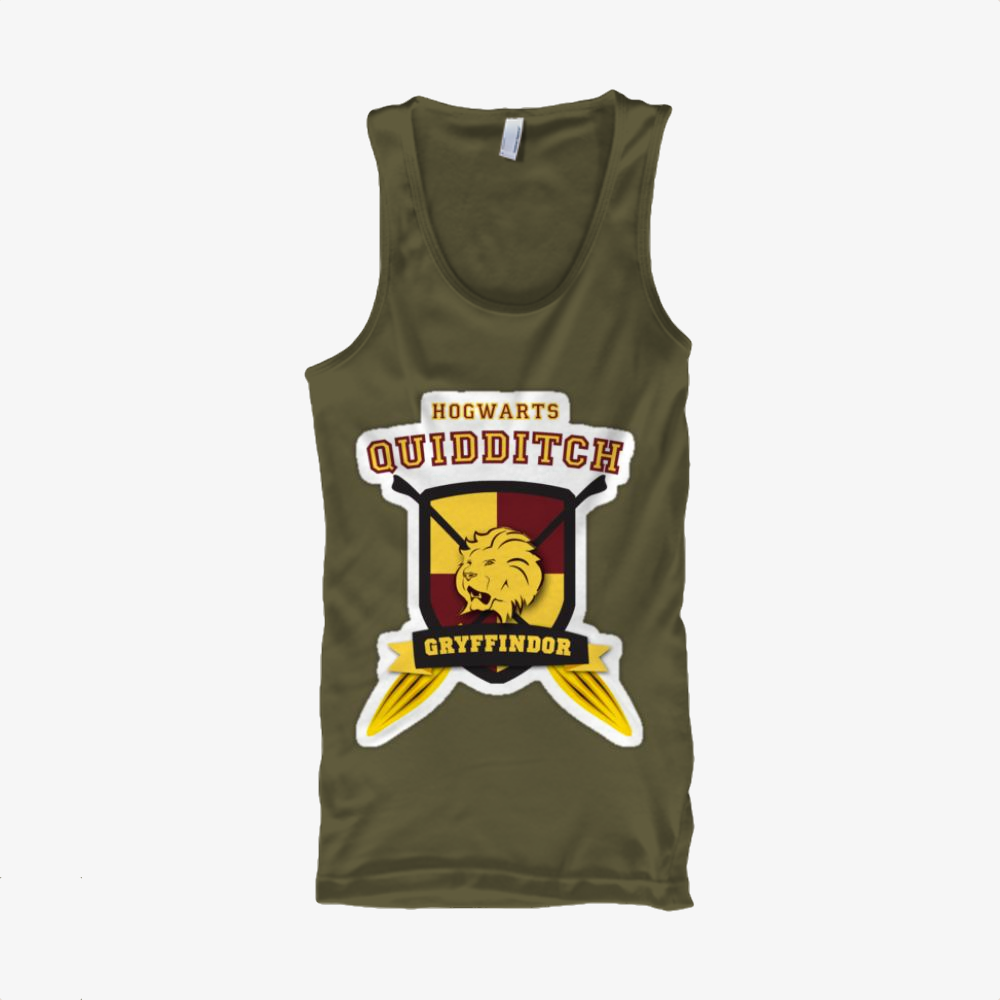 Gryffindor Quidditch, Harry Potter Classic Tank Top