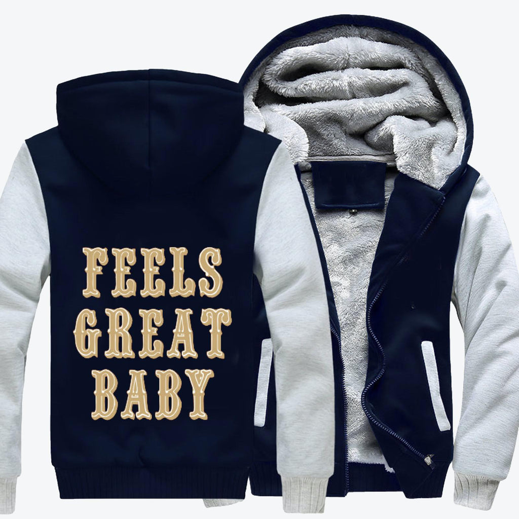 Feels Great Baby, Jimmy Garoppolo Fleece Jacket