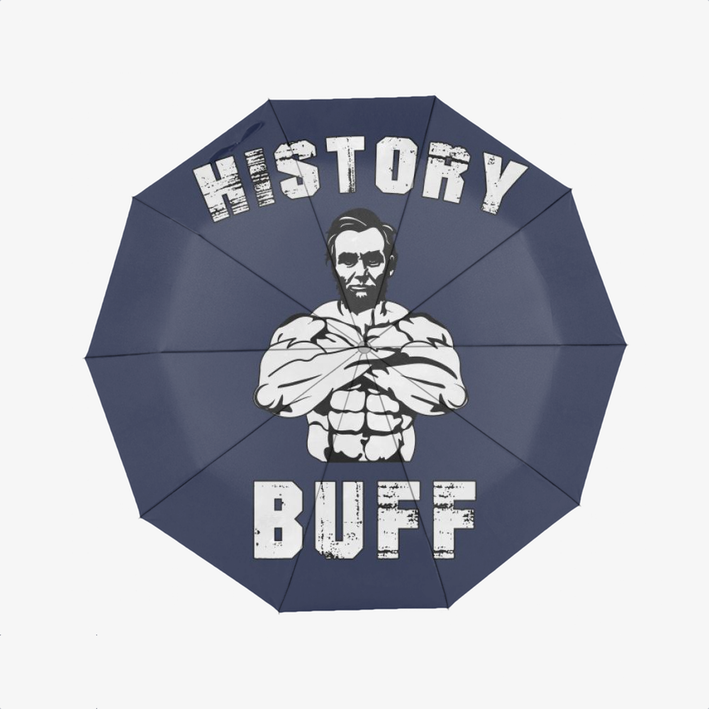 History Buff, Abraham Lincoln Classic Umbrella