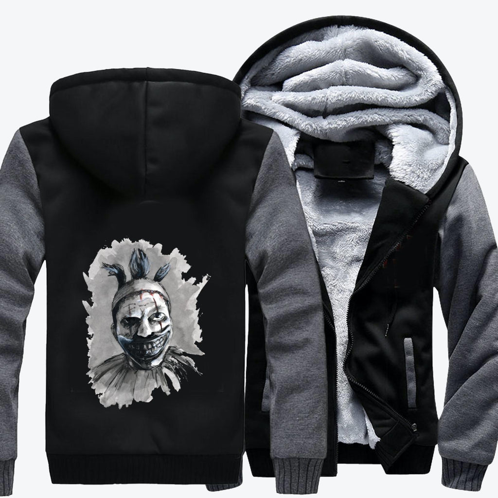 Clown, The Expanse (tv Series) Fleece Jacket
