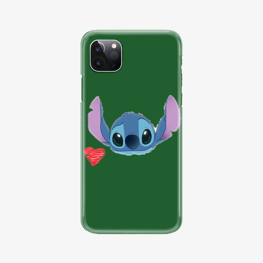 Stitch Love, Stitch Phone Case