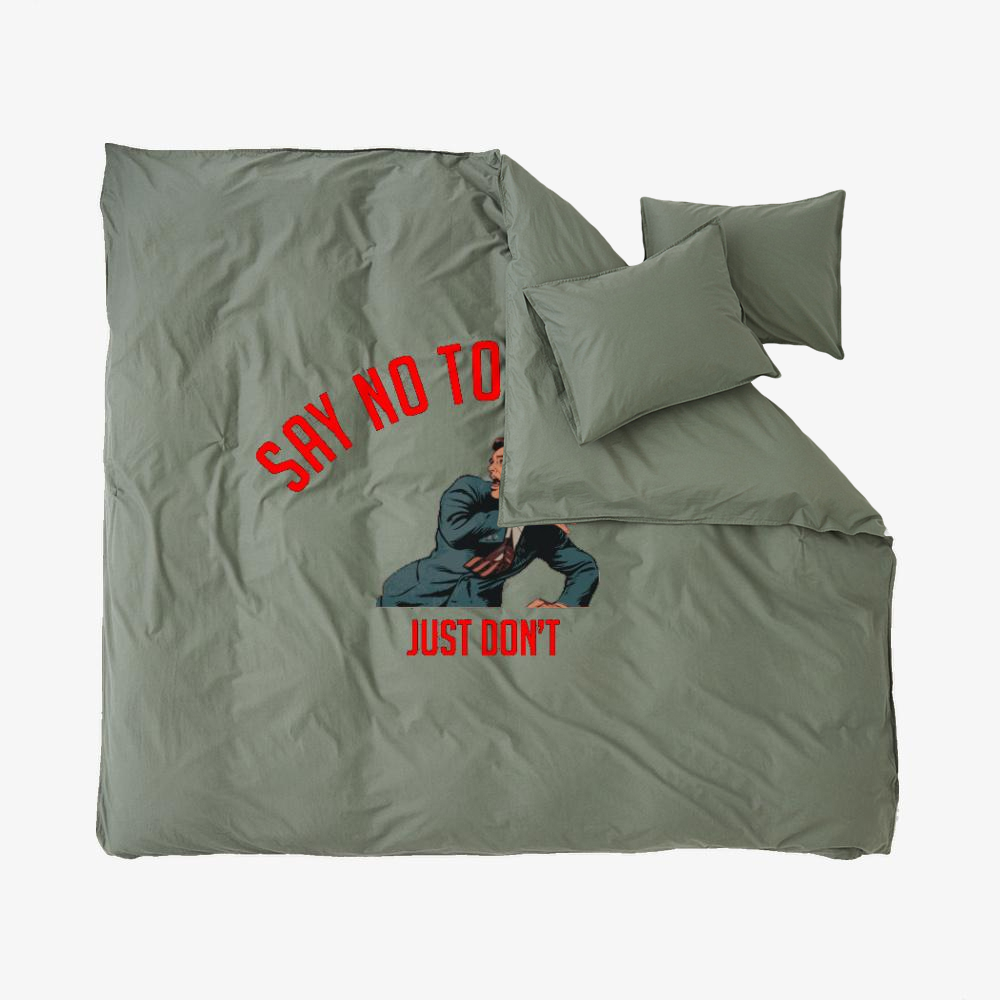 Say No To Spoilers, The Expanse (tv Series) Duvet Cover Set