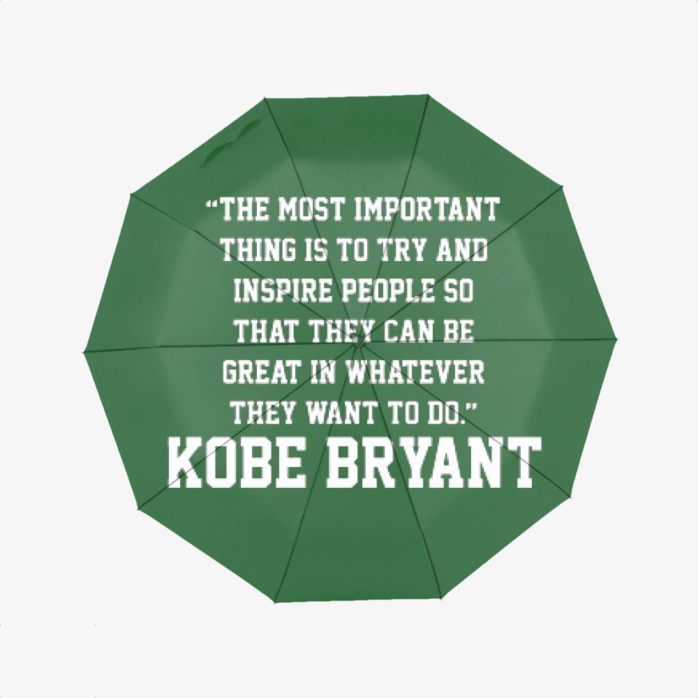 The Most Important Thing, Kobe Bryant Classic Umbrella