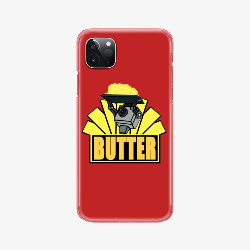 The Butter Robot, Rick And Morty Phone Case