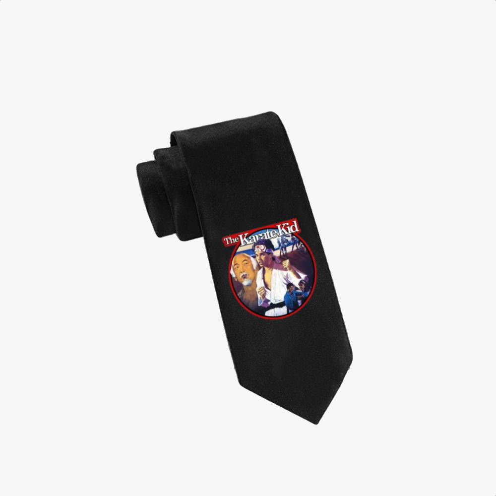 Karate, The Karate Kid Twill Silk Tie