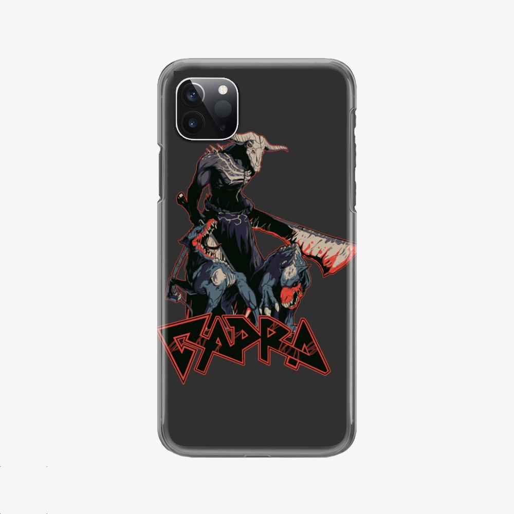 Unofficial Dark Souls Metal Band, Dark Souls Phone Case