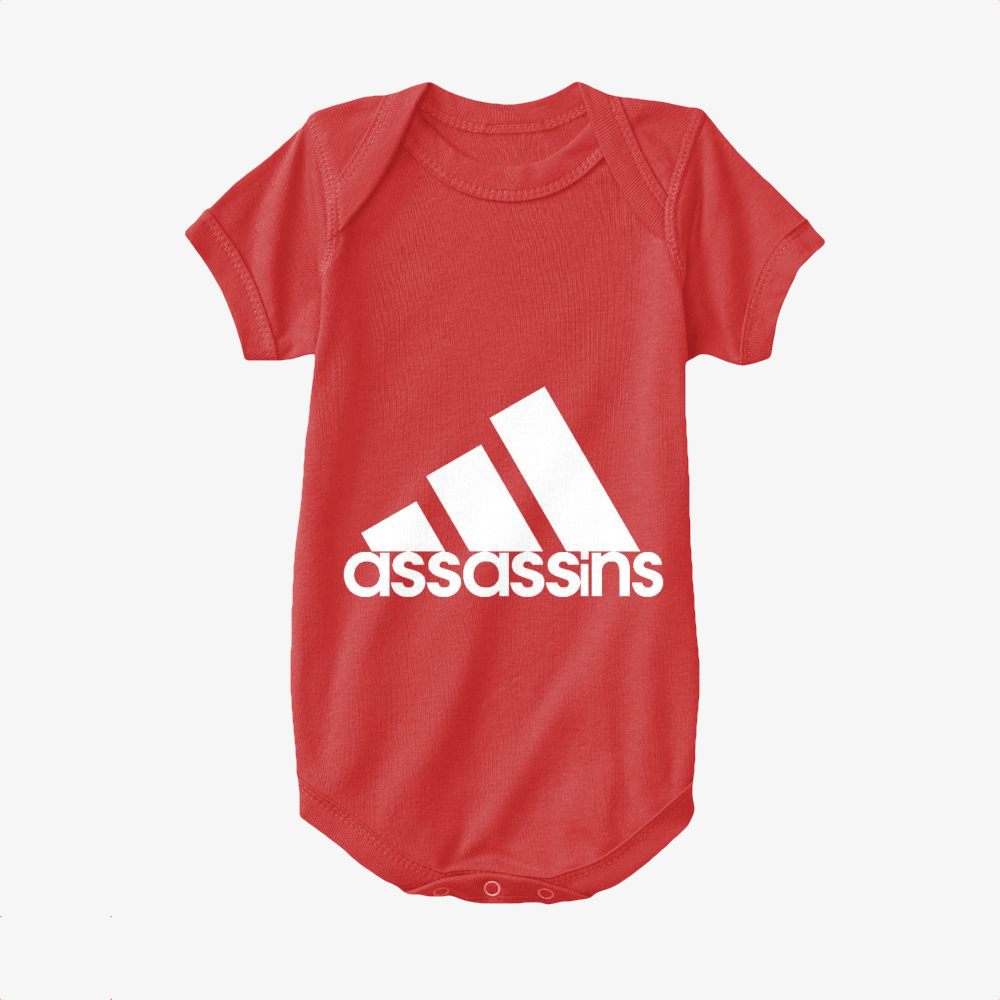 Assassins, The Simpsons Baby Onesie