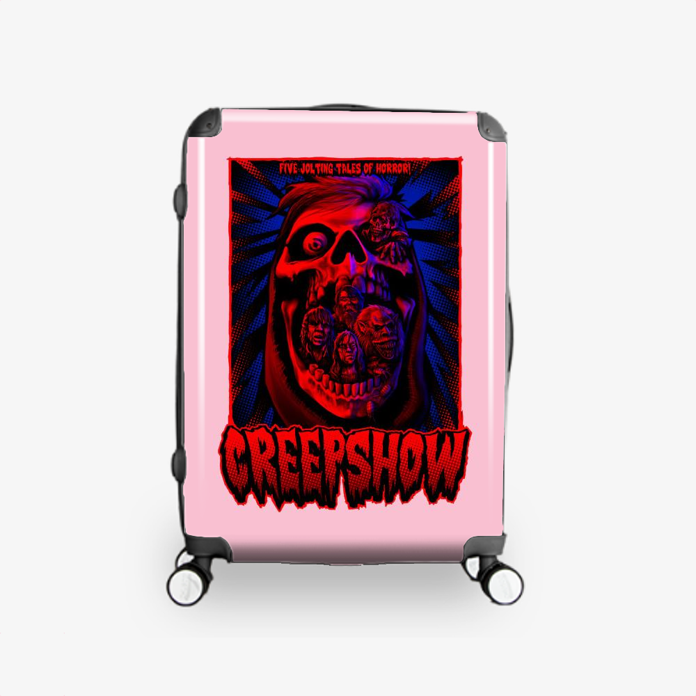 Creepskull, Horror Film Hardside Luggage