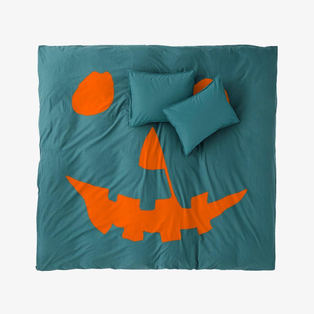Halloween Movie Jack, Jack Skellington Duvet Cover Set