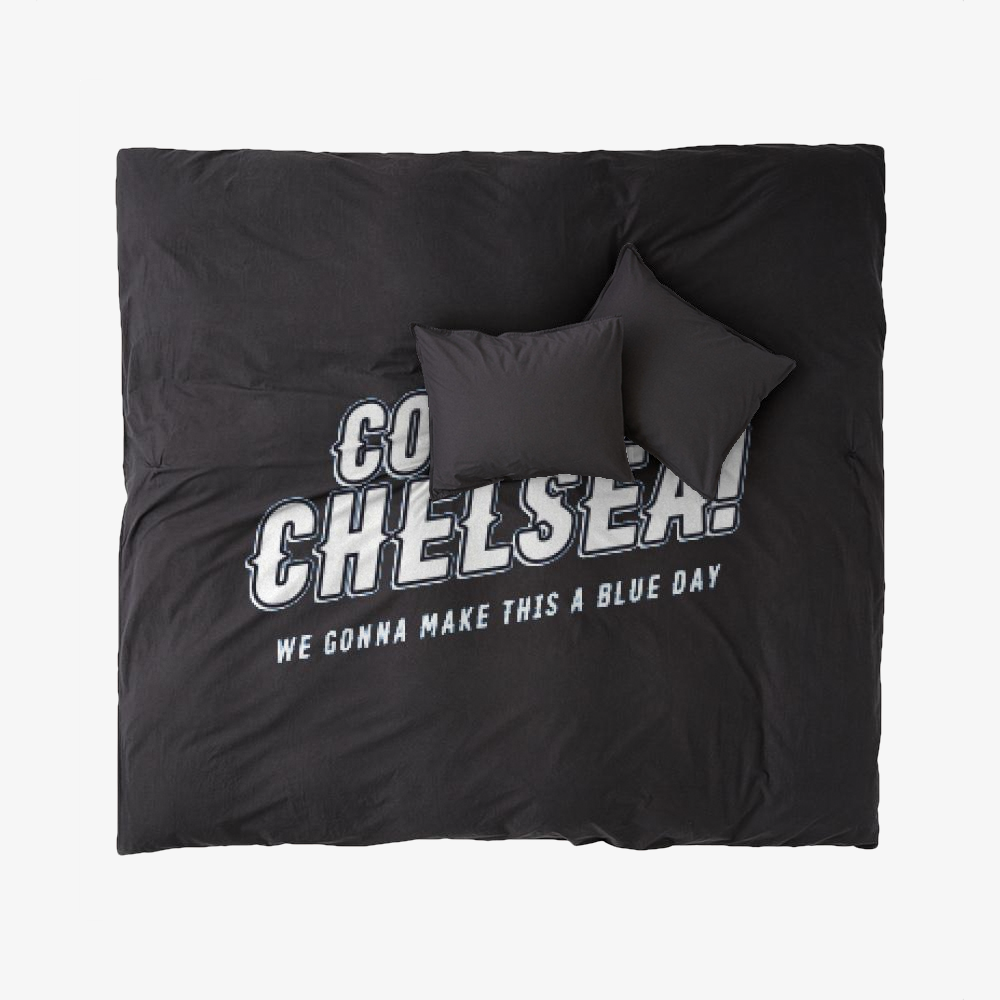 Come On Chelsea, Chelsea Fc Duvet Cover Set