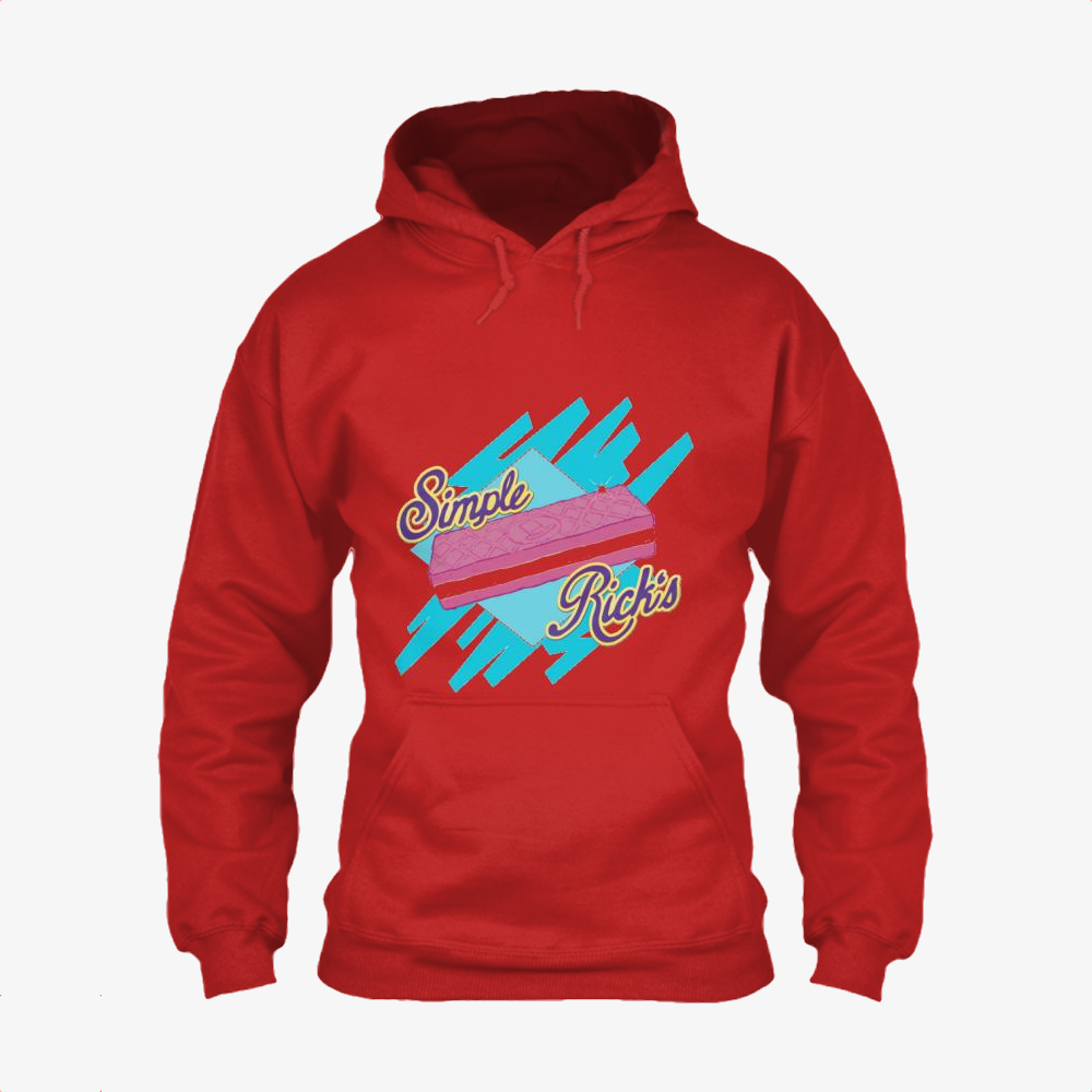 Simple Rick's, Rick And Morty Classic Hoodie