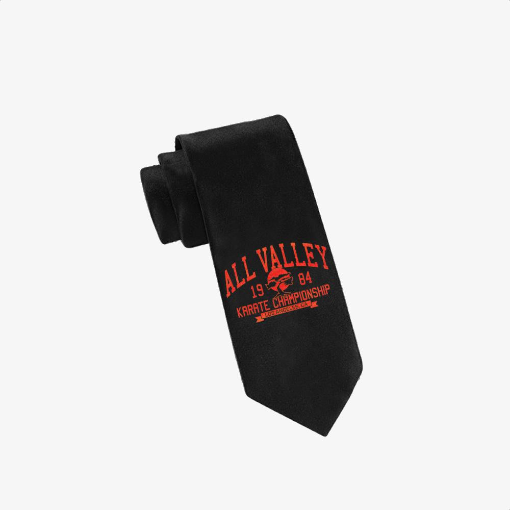 All Valley Karate Tournament, The Karate Kid Twill Silk Tie