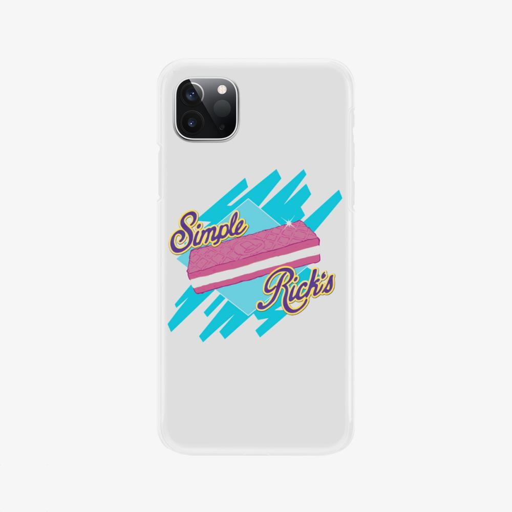 Simple Rick's, Rick And Morty Phone Case