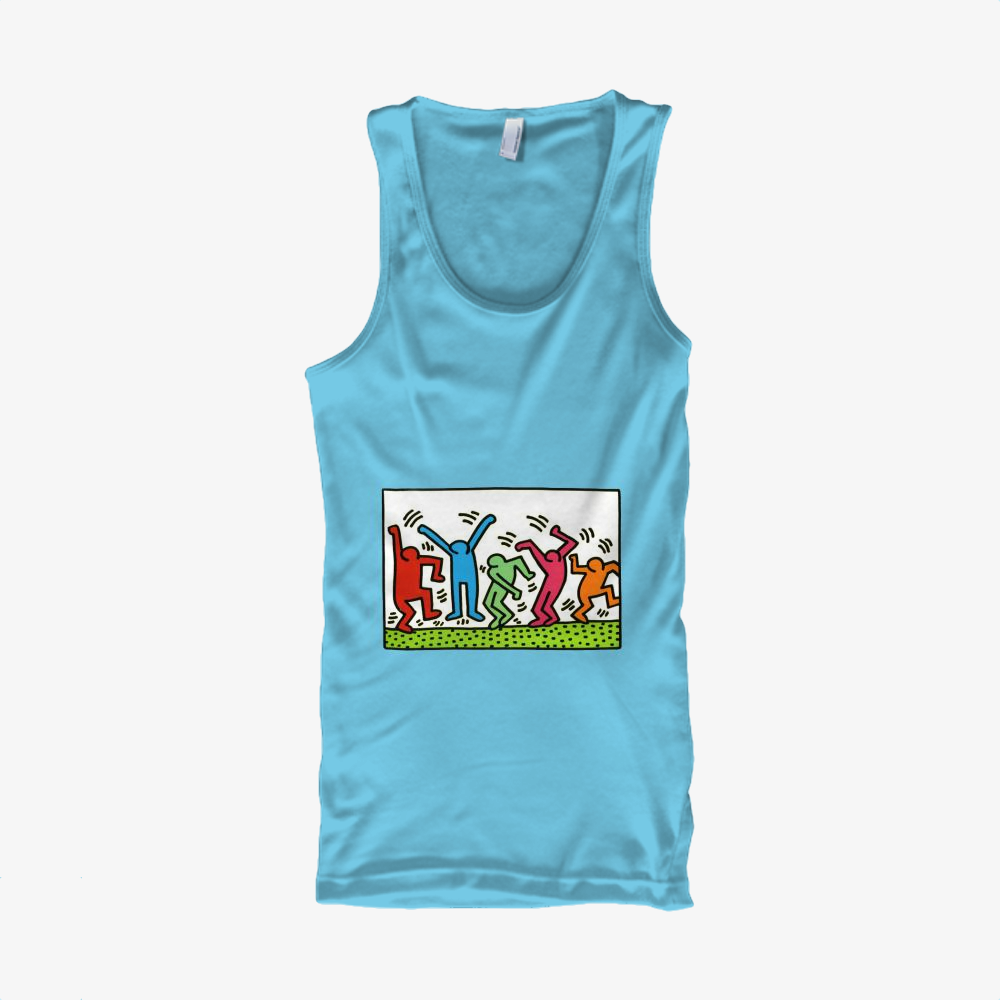 Keith Haring, Keith Haring Classic Tank Top